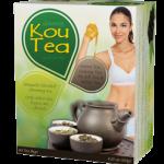 kou tea box